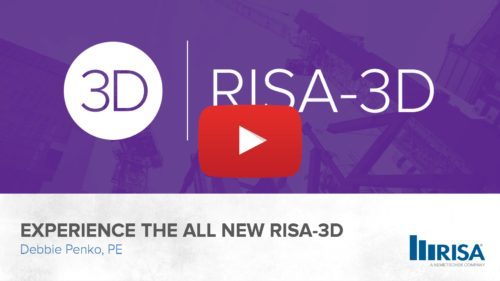 Experience the All New RISA 3 D hero