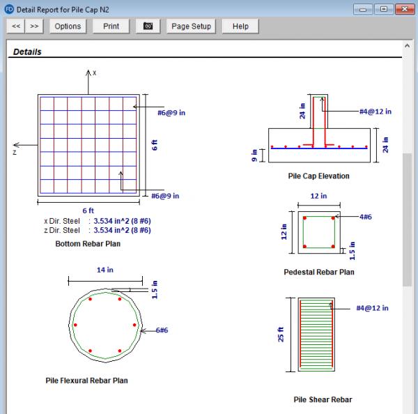 Concrete Pile Design for Pile Caps 1 300x297 2x