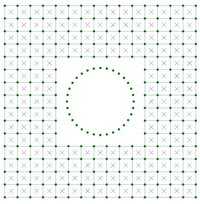 Plate hole 4