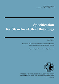 Specification for structural steel buildings a360 16