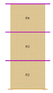 in this way you can define different design rules and thus different reinforcement bar sizes up and down the wall see figure 2 - Reinforced Concrete Wall Design Example