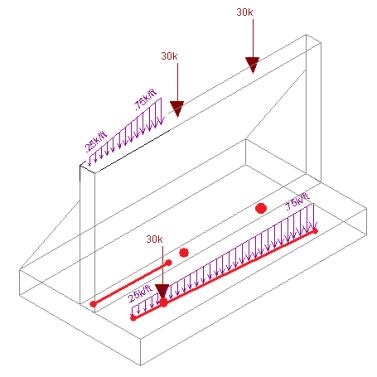 Wall Footings - Modeling